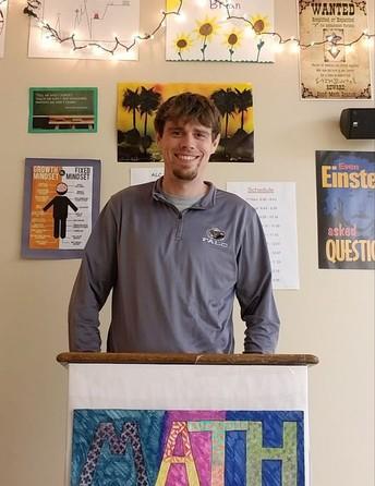 Staff Spotlight: Brian Maas