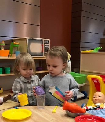 Play Center is a Great Winter Activity