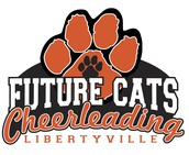 Calling all Future Cats Cheerleaders in Grades K-8