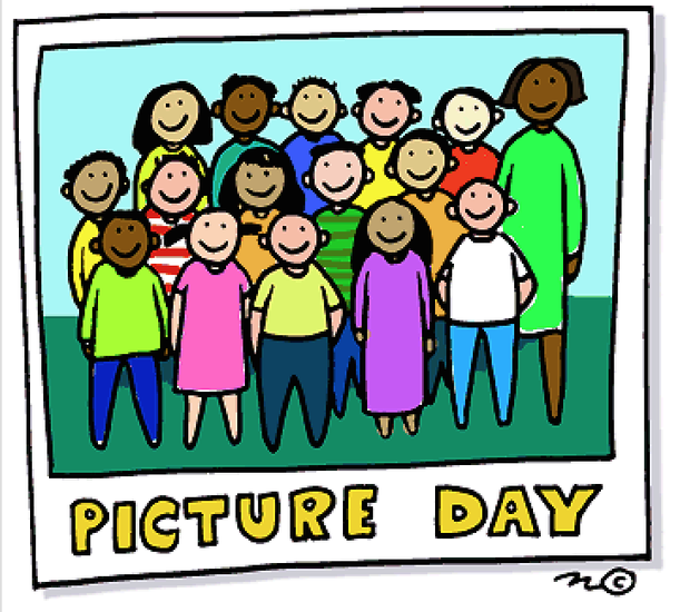 Picture day is Tuesday, March 2, 2021
