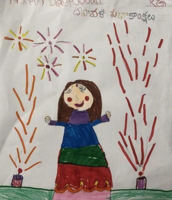 Varsha Edara - Kindergarten