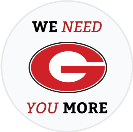 We need you more!