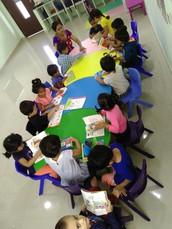 Ms. Anitha ( Nursery B)