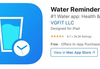 WATER TRACKER