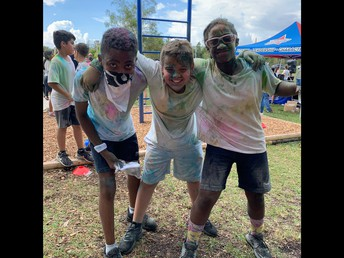 Color Run Antics