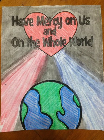HAVE MERCY ON US AND ON THE WHOLE WORLD