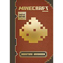 Minecraft Redstone Handbook. written by Nick Farwell