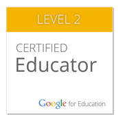 Level 2 Google Certified Educators