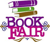 The Scholastic Book Fair is Here!