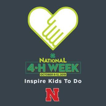 Celebrate National 4-H Week with Nebraska 4-H!