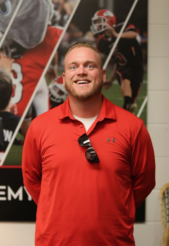 Welcome to GWA, Coach Jackson!