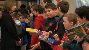 Toys for Tots Drive Continues to Bring Joy to Less Fortunate Children at the Holidays