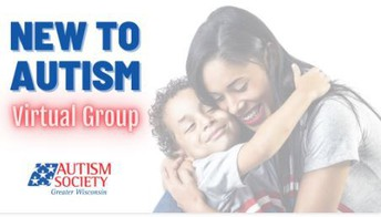 New to Autism Virtual Group