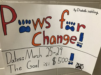 PAWS for Change
