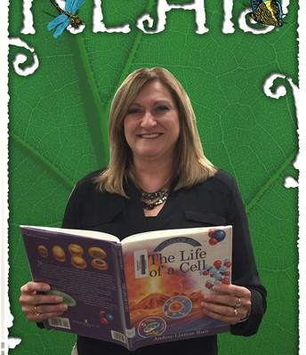 6th grade teacher Barb Hawk loves science!