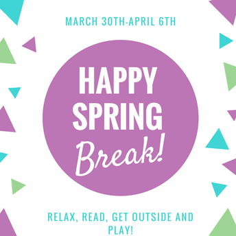 Have a Great Break!