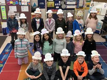 100th Day of School in Kindergarten!