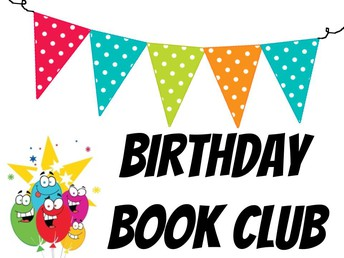 Birthday Book Club - Join Today!