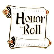 RMS HONOR ROLL - TERM 3