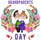 Grandparents/Special Person Day: REMINDERS