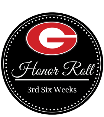 3rd Six Weeks Honor Roll