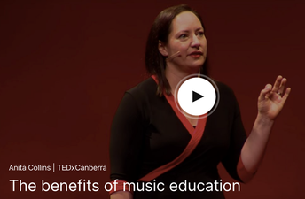Collins: Benefits of Music ED
