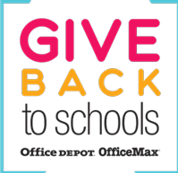OfficeDepot Gives Back