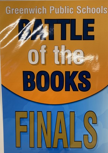 Battle of the Books Finals Poster