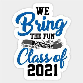 Class of 2021 Activities