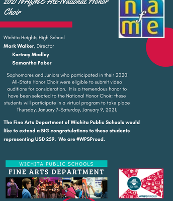 NAFME Honor Choir