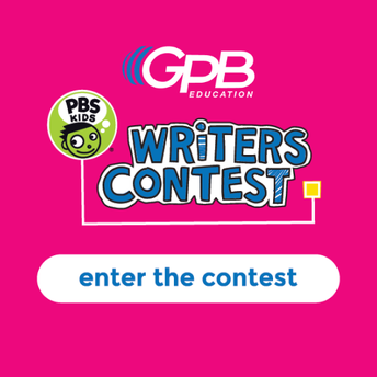 PBS Kids writing contest icon