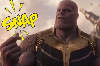 Get a Thanos Fingers-snapped Price!