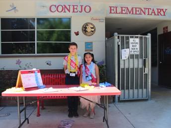 Conejo Elementary y OCLM Celebra El Día de Liderazgo