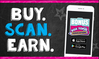 ¡¡Box Tops for Education ahora tambien en Digital!!