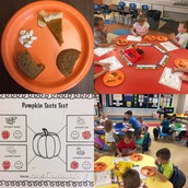Pumpkin taste testing!