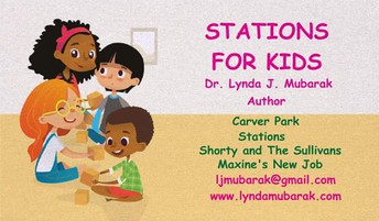 Children's Books by Dr. Lynda J. Mubarak