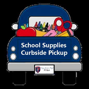5th Grade Supply Pick Up