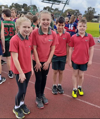 Yarra Division Athletics - 8th October 2019