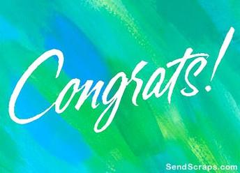 PROSTART Congratulations!!!!!