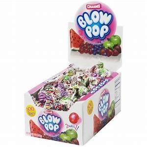 Blow Pop Sales