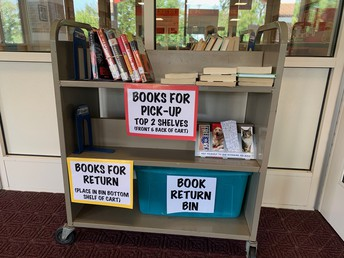 Library Books Available