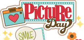 School Picture Day- Tuesday, August 22nd