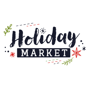 Holiday Market & Coffee House/Open Mic