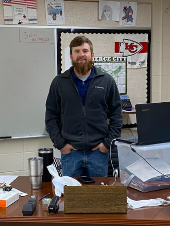 Teacher of the Month - Mr. Abramovitz