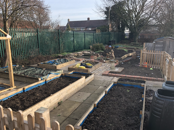 The Sherburn Hungate Garden Project - It's Competition Time