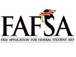 FASFA - Free Application for Federal Student Aid