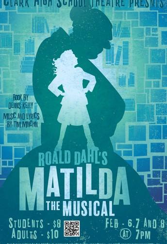 Matilda the Musical - 2/6 through 2/8
