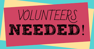 Volunteers Needed for Textbook Check In
