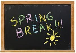 Office Closed March 12th-16th