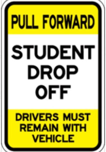 Parent Pick-Up & Drop Off